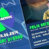 Dj HatReck-let the 18th Kick@Kloster Gronau-Dance Active 14.6.2014