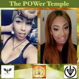 The POWer Temple Season 2 Show # 3 with RiRi The PT and KrystalRose
