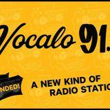 91.1FM Vocalo Radio Mix | April 2017 - Uptempo Yams