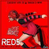 "[436] ""RED 5"" @ SMASH - 04/28/15"