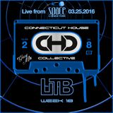 CHC Guest Mix | LiTB | Live @ Space Ibiza NYC 03.25.2016