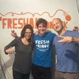 INTERVIEW: Baba Brinkman and Dr Heather Berlin, Off the Top