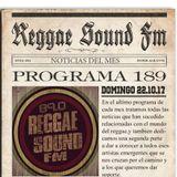 189º Programa ReggaeSoundFm 22.10.2017