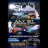 {LIVE SET} Fun In The  Sun Car & Bike Show - ROUND 2