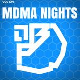 MDMA Nights vol XVI (mixed by Dr.DJ)