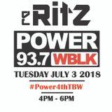 DJ RITZ WBLK 93.7 FM INDEPENDENCE DAY MIX (DL LINK IN DESCRIPTION)