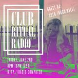 Club Ritual Radio 009 w/Sold