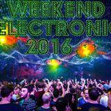 WeEKEND ELECTRONIC 2016 mix by DEEPPROGRESS