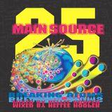 "Main Source ""Breaking Atoms 25 Mix"""