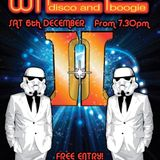 WhooHoo Disco in the Mix - December 2014