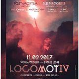 LoCoMoTiV' 01/02/2017 - Interview Sleeper's Guilt