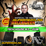 Dj Ovalles - SuperMezclas Halloween 2018 (Tech House 02) [ SuperMezclas.com ]
