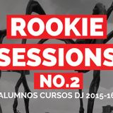 ROOKIE SESSIONS n2 @CottonClub #Bilbao (11-03-2016)