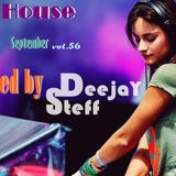 Night House Emission September  vol. 56 Mixed by DeejaY Steff ( House,DutchHouse ) 01.09.2016