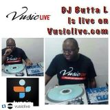 Classic Midday Mix on Vusiclive 9-7-16