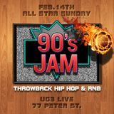 """FEB 14TH, 2016 """"BORN INTO THE 90'S THE PARTY """" ( 77 PETER ST. DOWNTOWN TORONTO)"""
