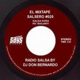 El Mixtape Salsero de Don Bernardo - Emisión N° 20