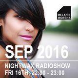 Melanie Morena Nightwax September Mix 2016