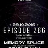 Memory Splice &  OrionPaxx  GuestMix - Soundtraffic 29.10.2016