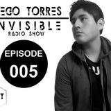 Diego Torres - Invisible Radio #005