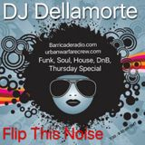 Flip This Noise 24.03.16 with Dellamorte
