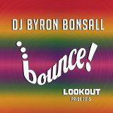 DJ Byron Bonsall - BOUNCE Lookout Pride 2015