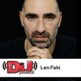 Len Faki  -  DJ Mag Weekly Podcast  - 13-Oct-2014