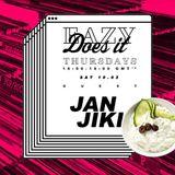 'Eazy does it' radio show pres. Jan Jiki 10_3_18 (VINYL SET)