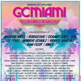 Cosmic Gate - Live @ Groove Cruise Miami - Jan 2017