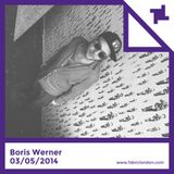 Boris Werner - fabric Promo Mix