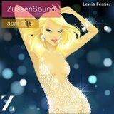 Zussensound Mix April 2014 By Lewis Ferrier