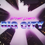 BRIGHT LIGHTS, BIG CITY #8 by Panagiotis Menegos