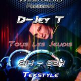21-01-16 XtraTek Power Sound Mixed By D-Jey T