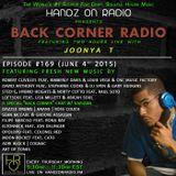 BACK CORNER RADIO: Episode #169 (June 4th 2015)