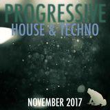 Progressive House & Techno, November 2017