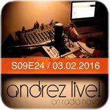 Andrez LIVE! S09E24 On 03.02.2016
