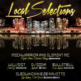ElbowKickin vs Ninjette @ Local Selections, March 19th 2013 at Ginger62