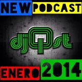 Dj Qst - Podcast Enero 2014