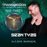 SEAN TYAS - Live At Insanity Bangkok (Transmission Pre - Party) [16.03.2018]