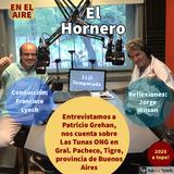 El Hornero - Programa del lunes 27 de abril de 2020 con Patricio Grehan - Las Tunas ONG