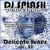Dj Splash (Peter Sharp) - Delicate tunes vol.31 2017