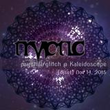 psychill/glitch @ Kaleidoscope (2015 Nov 14)