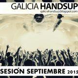 Sesión Setembro 2015 Galicia Hands Up!, Mixed By Aessi