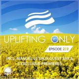 Ori Uplift - Uplifting Only 219 (incl. Manuel Le Saux Guestmix) (April 20, 2017)