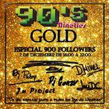 Especial 900 seguidores, Nineties Radio Show Dj Gonzy