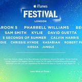 Calvin Harris - Live @ iTunes Festival 2014 London - 07.09.2014