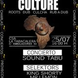Roots & Culture edición 5  - Mr Lemonz & King Shorty - 25/05/15 CSA La Tabacalera, Madrid