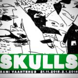 Skulls Exhibition 21/11/2015 @ Backas Bar, Helsinki (live excerpt)