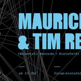 Maurice Brown & Tim Rehme live @ Himmel und Erde at Forum Bielefeld 28.01.17