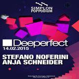 Anja Schneider  - Live At Deeperfect Event, Simplon (Groningen, NL) - 15-Feb-2015